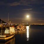 kalk bay full moon